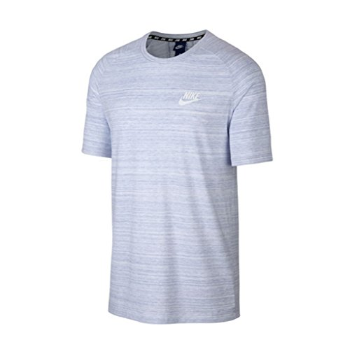 Nike Nike Nike knit knit knit knit 15 T Advance shirt Blanc rqrFanW