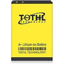 LG G3 Battery | UPGRADED TQTHL BL-53YH 3500mAh Replacement Li-ion Battery for LG G3 D852, D855, D850 AT&T , D851 T-Mobile , VS985 Verizon , LS990 Sprint | G3 Spare Battery [24 Month Warranty]