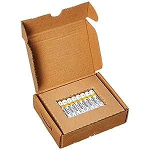 AmazonBasics AAAA 1.5 Volt Everyday Alkaline Batteries – Pack of 8
