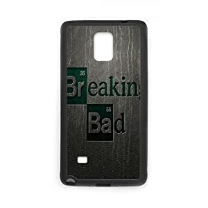 Samsung Galaxy Note 4 Cell Phone Case Black Breaking Bad Phone cover F7640900
