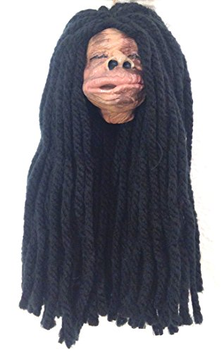 Harry Potter Talking Dre The Knight Bus Shrunken Head Hanging Ornament