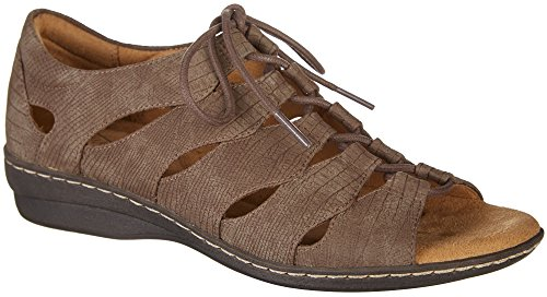 Naturalizer Natural Soul by Womens Beatrice Shoes 8 - Brown Beatrice