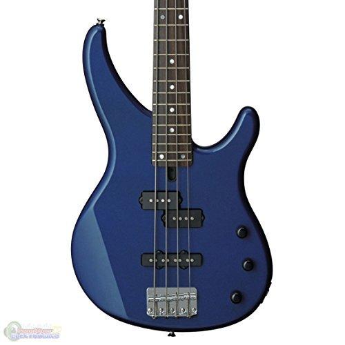 Yamaha TRBX174 DBM Agathis Body Electric Bass Guitar 4-String Dark Blue Metallic 【TEA】 [並行輸入品] B07FRVFJGB