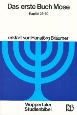 Wuppertaler Studienbibel, AT, Sonderausgabe, Das erste Buch Mose