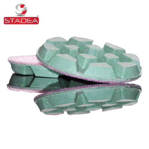 Floor Buffer Pads Etc (floor buffer pads diamond floor polishing pads - grit 3000 by Stadea)