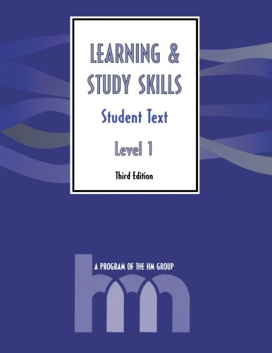 Level I: Student Text: hm Learning & Study Skills Program