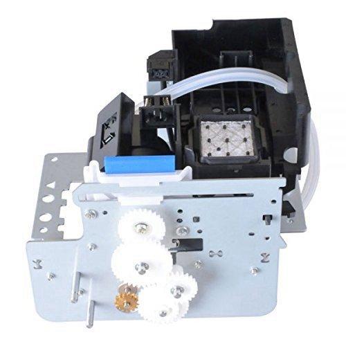 (Solvent Resistant Pump Capping Assembly for Mutoh VJ-1604E /VJ-1624 /VJ-1614 /VJ-1304 /VJ-1604A Inkjet Printer, US Stock Maintenance Station Assembly for Mutoh valuejet)
