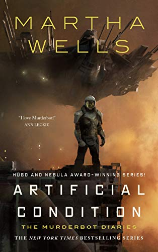 Artificial Condition: The Murderbot Diaries (Best Sci Fi Tv Shows Of All Time)