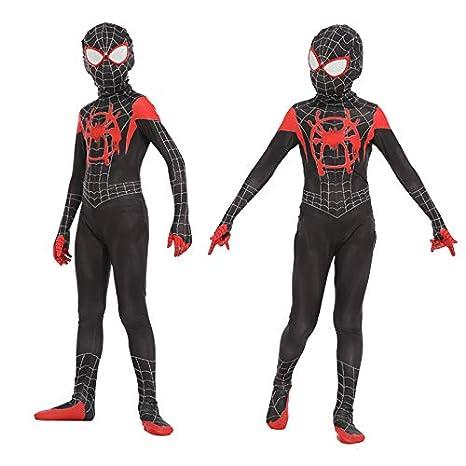 Amazon.com: Spiderman Into The Spider-Verse Miles Morales ...