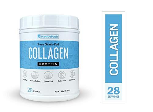 NativePath Collagen Protein Powder - Pasture Raised Bovine C