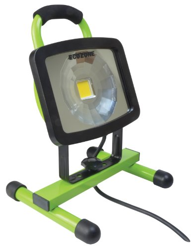 Woods L1325 46-watt Ecozone Portable Array LED Work Light with 3-Foot Cord by Woods