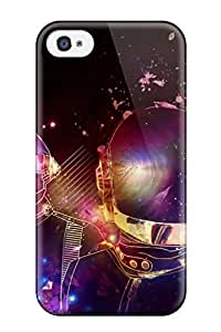 For MdzZmFl1830jFTeG Daft Punk Protective Case Cover Skin/iphone 4/4s Case Cover