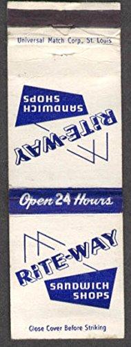 rite-way-sandwich-shops-24hrs-st-louis-chain-matchcover