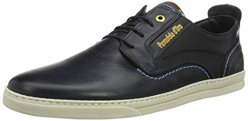 Pantofola d'Oro Vigo Uomo Low - Zapatillas de casa Hombre Azul (Dress Blues)