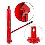 XtremepowerUS 8 Ton Hydraulic Long Ram Jack