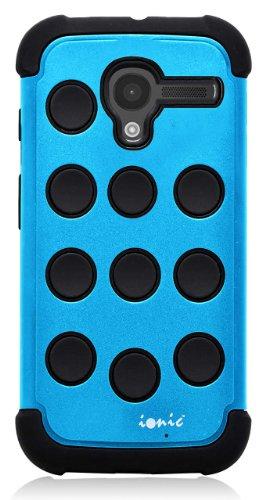 COD(TM) GUARDIAN Armor Case for Motorola Moto X Smartphone (Blue)