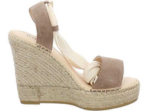 ESPADRIJ L'ORIGINALE Women's 748-012 Fashion Sandals Sable OsfG4cMj