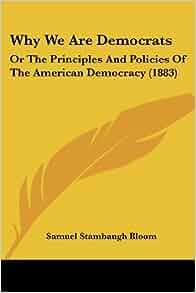 principles of american democracy pdf