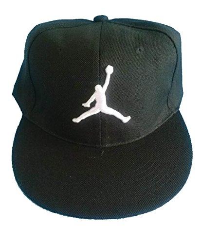 42a493a8a188 Black Air Jordan Jumpman New Century Snapback hat cap - Buy Online in Oman.