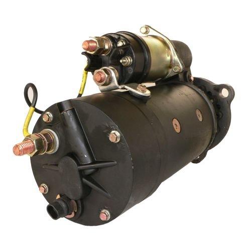 DB Electrical SDR0080 Starter For Delco 42MT Chevrolet, Gmc, Ford, Peterbilt Freightliner 10461028, 10461055, 10461096, 10461183, 10461232, 10462155, 10462196, 10478824, 10478964, 10479038
