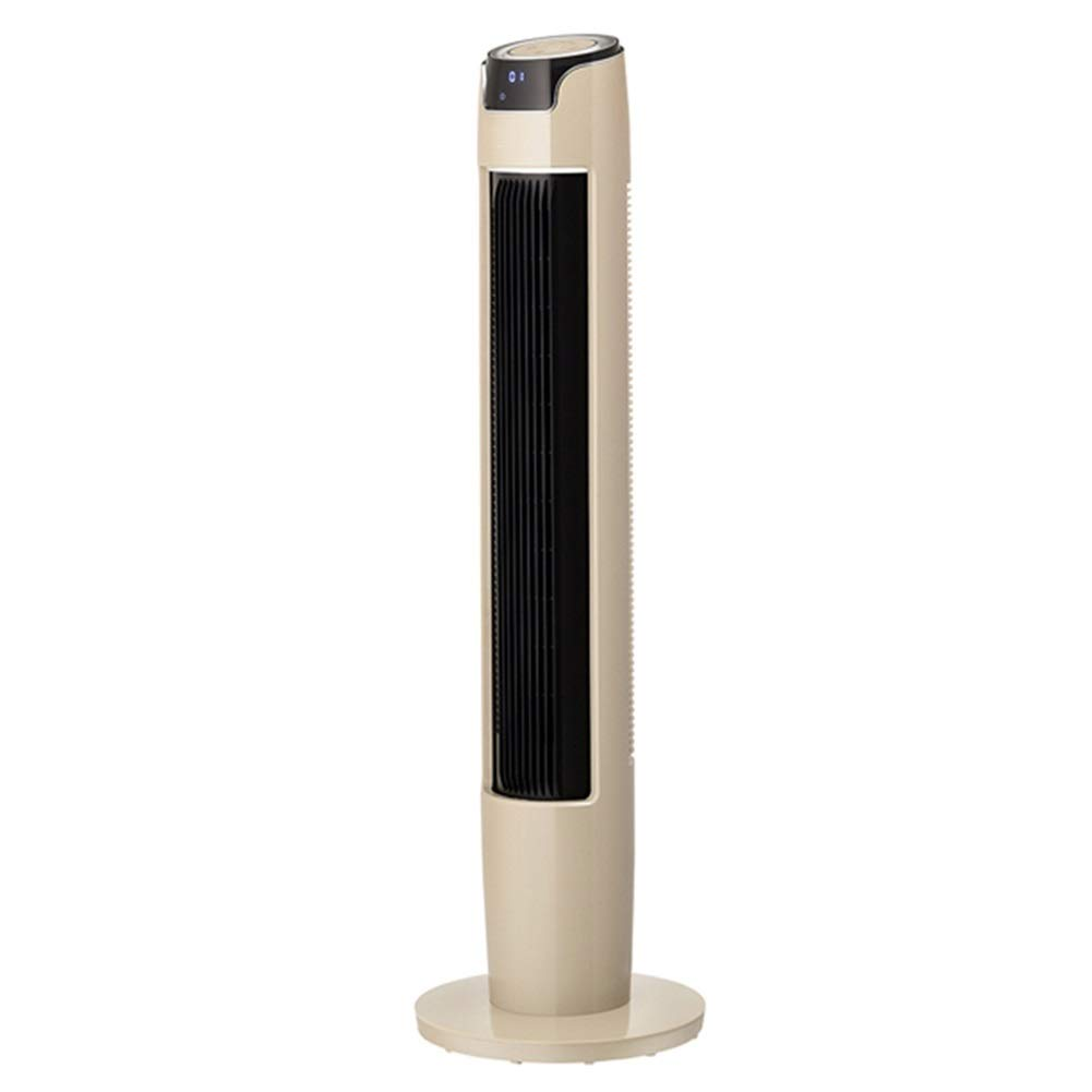 スリム扇風機 タワーファン、インナー回転家庭用ファンミュートデスクトップ垂直テーブルファン12スピード風床ファンリモートコントロールファン安全リーフレスファン、111センチ B07SPDY34L
