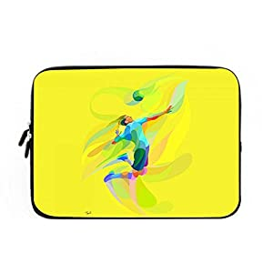 Laptop Sleeve case cover 15/15.6 Inch,Notebook/MacBook Pro/MacBook Air Laptop Football Laptop Sleeve