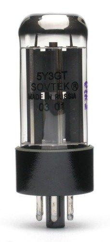 Sovtek 5Y3GT Vacuum Tube by Sovtek