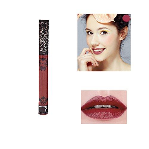 Matte Liquid Lipstick Waterproof Long-Lasting 15pcs Pigmented Lip Gloss Set