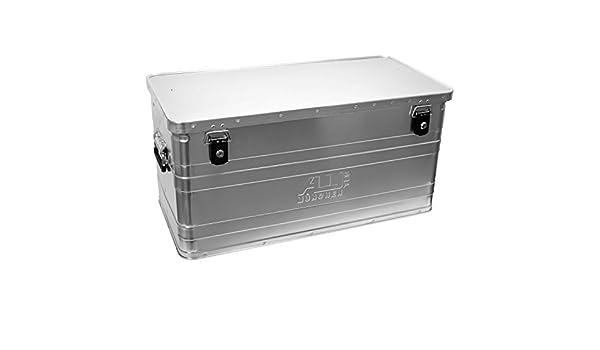 alutec aluminum storage box box box aluminum boxes B90 L by alutec: Amazon.es: Bricolaje y herramientas