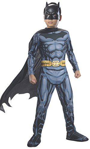Wholesale Character Costumes (Rubies DC Super Heroes Child Batman Costume, Medium)