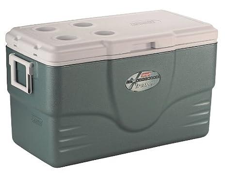Amazon Coleman Ultimate Xtreme Cooler 58 Quart Gray