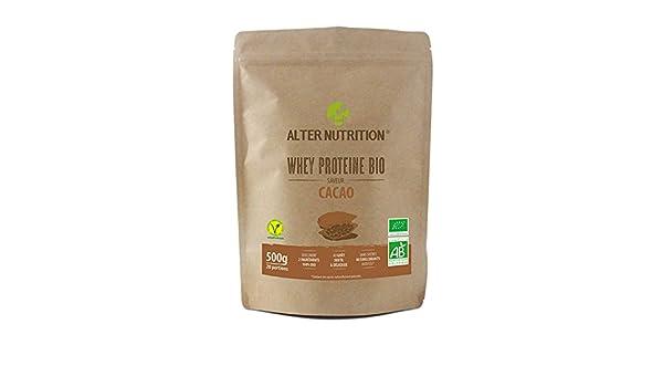 Solo Dos ingrédients leche de la Bio y del Cacao BIO y Equitable: Amazon.es: Salud y cuidado personal