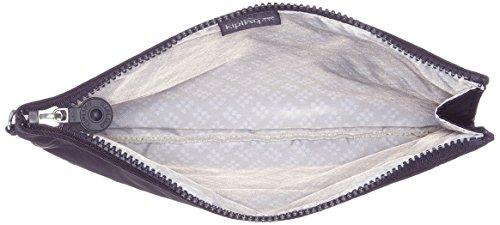 Kipling Damen Iaka L Wristlet Münzbörse, 28x21.5x1 cm Mehrfarbig (Water Camo)