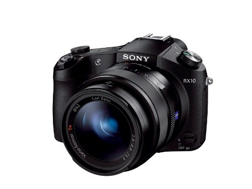 Sony Cyber-shot DSC-RX10 20.2-Megapixel Digital Camera Black DSCRX10/B