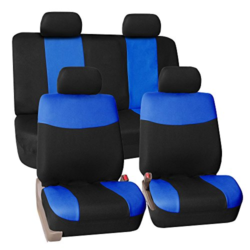 7 piece seat covers for cars - 4