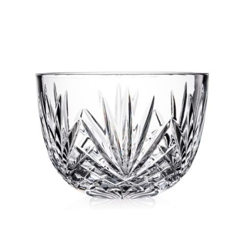 - Waterford Elegant Heritage Neeson Crystal Serving Centerpiece Bowl, 8 Inches