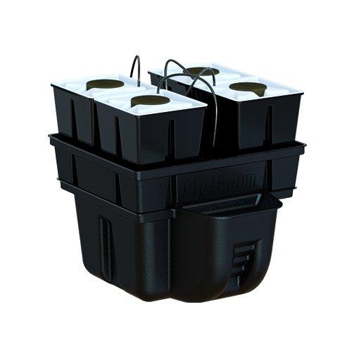 PLATINIUM Pots w/ aeroponic tops (Aerostar) - 40 Series by Aerostar