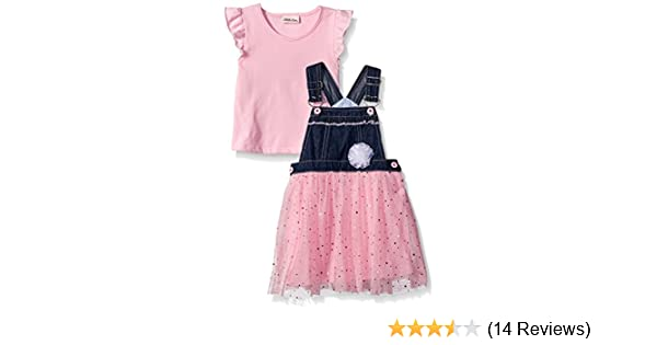 Little Lass Girls Tutu Skirtall Set Sparkle