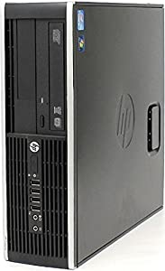 HP Elite 8200 High Performance Small Form Factor Business Desktop Computer (Intel Quad Core i5 up to 3.4GHz Processor), 8GB DDR3 RAM, 2TB HDD, DVD, Windows 7 Professional (Certified Refurbished)