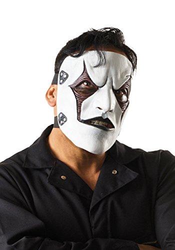 Rubie's Men's Slipknot Jim Face Mask, Multi, One -