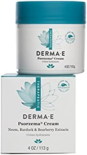 product image for Derma E Psorzema Cream 4.0 ounces, 113 grams. Pack of 4.