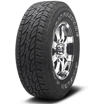 Bridgestone Near Me >> Amazon.com: 265/65-18 Bridgestone Dueler A/T RH-S All Terrain Tire 112S 2656518: Automotive