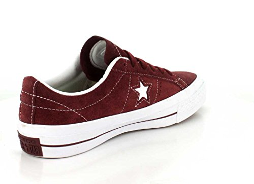 Deep Unisex Converse Bordeoux Star Low One Pro Top Sneaker 7g0g4