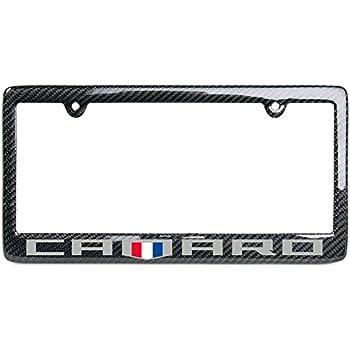 Amazon.com: West Coast Camaro - Camaro 6th Generation Carbon Fiber ...