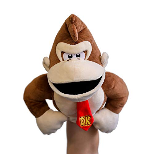(Hashtag Collectibles Donkey Kong Puppet)