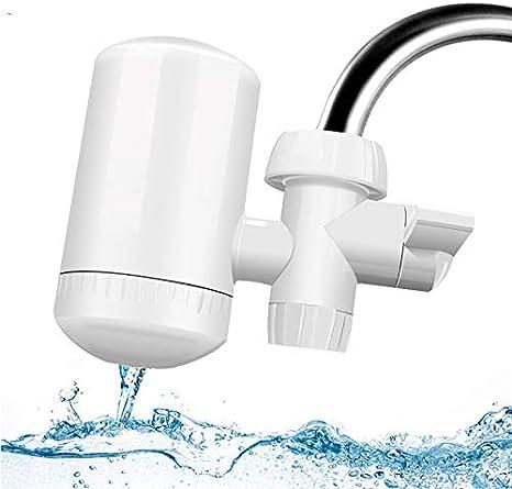 Proxoom Filtro de Agua para Grifo. Purificador de Agua con Filtro Cerámico de 7 Etapas. Sistema de Filtración para Purificación de Agua: Amazon.es: Hogar