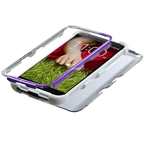 Mybat Asmyna TUFF Hybrid Phone Protector Cover for LG D80...