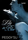 Lily in Blue