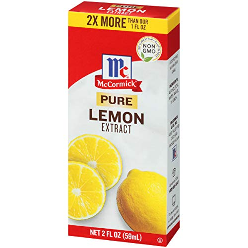 McCormick Pure Lemon Extract, 2 fl oz ()