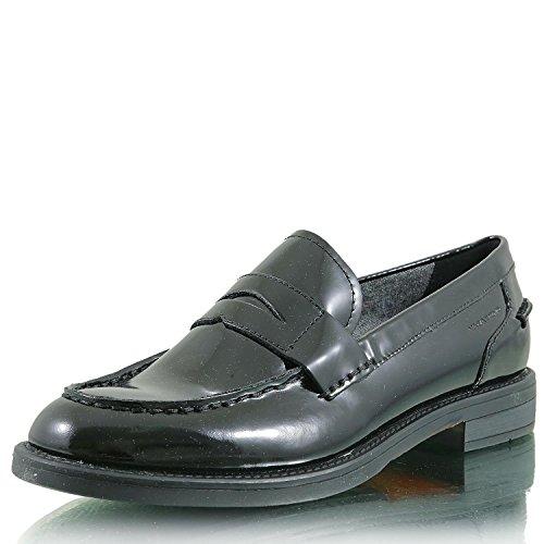 Loafer Black Black Flats Vagabond Women's Txwq00